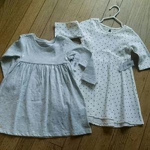 Long sleeve dress 12-18 month